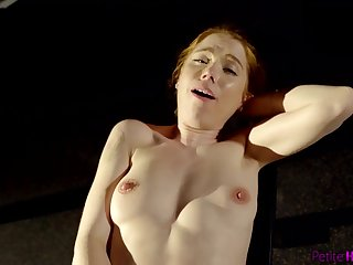 Hottest red head porn